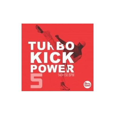 CD Turbo Kick Power 5 -...