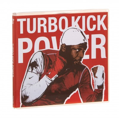 CD Turbo Kick Power - Jill...