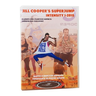 DVD SuperJump Jill Cooper...