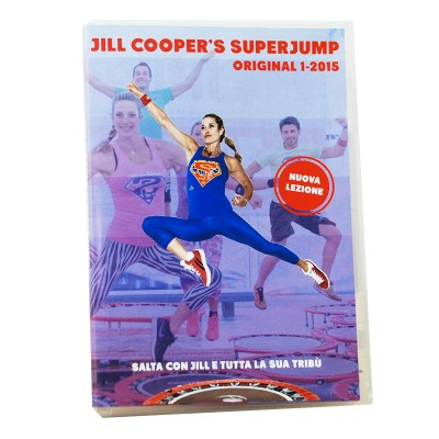 DVD Jill Cooper's SuperJUMP...